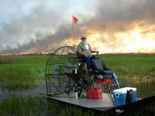 AIRBOAT GRANT