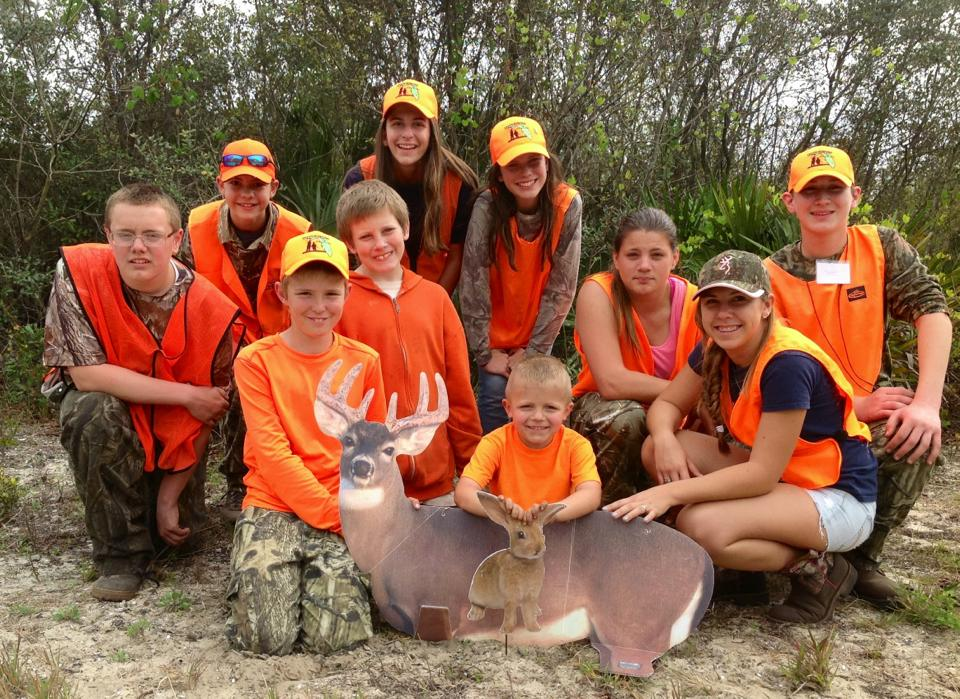 ayouth hunt kids group